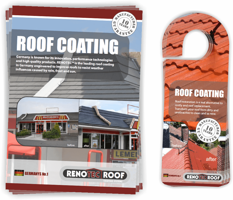 RENOTEC® Roof Coating » Coating system with excellent properties