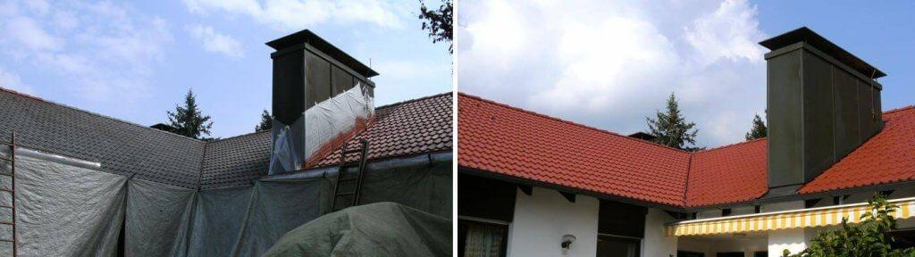 Dachbeschichtung-vor-nach-Dach